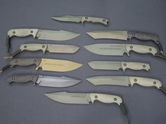 What does your knife say about you? www.BehringMade.com