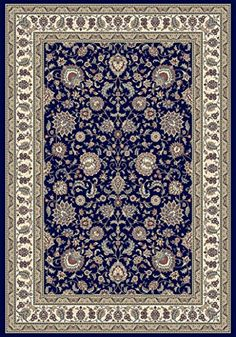 Tuesday Morning Rugs 2 U2026 Traditional Area Rugs, Rug Features, Woven Rug,  Mansions, A Well, Navy