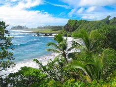 Maui Hawaii tropical vacation