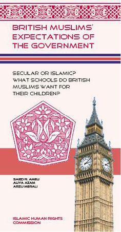 Volume 3 British Muslims, Human Rights, Big Ben, Islam, School, Travel, Viajes, Destinations, Traveling