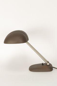 BAG Turgi Desk Lamp Sigfried Giedion 30's