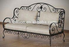 Imagen relacionada – metal of life Furniture, Wrought Iron Furniture, Steel Sofa, Iron Furniture Design, Wrought Iron Decor, Steel Furniture, Iron Decor, Furniture Design, Metal Furniture