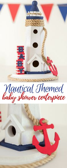 Nautical Themed Baby