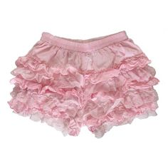 Pink Bloomers by BODY LINE ❤ liked on Polyvore featuring shorts, bottoms, underwear and bloomers