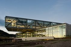 Cinepolis Headquarters by KMD Architects @ Morelia, México...
