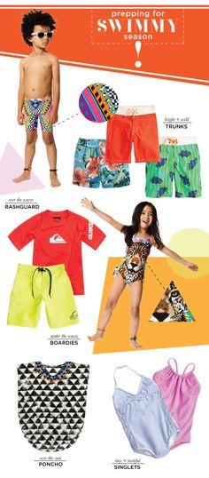 2015 Spring Kid Swimmies