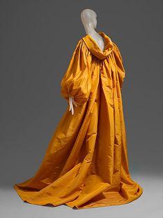 Evening cape | Yves Saint Laurent (French, 1936-2008) | France, Autumn/Winter 1983-1984 | Material: silk | The Metropolitan Museum of Art, New York