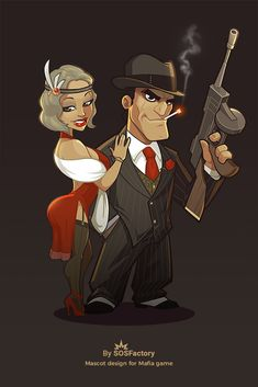 Pbbg mafia characters
