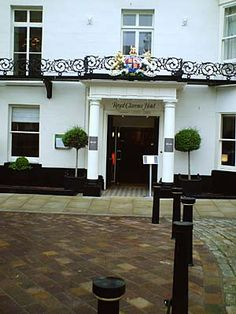 Royal Clarence Hotel Abode, Michael Caines, Exeter beside the Cathedral
