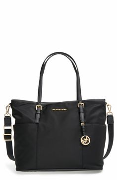 e726b1ae5f Michael Kors  Jet Set  Large Diaper Bag to hold all of your baby s must  haves.