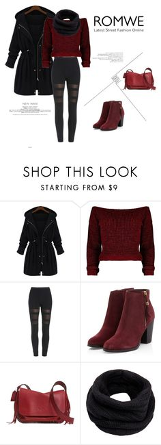 """""""Romwe.com"""" by alien-official ❤ liked on Polyvore featuring Coach, Helmut Lang, women's clothing, women's fashion, women, female, woman, misses and juniors"""