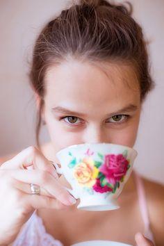 Фотограф Киев Давидюк Ірина чай