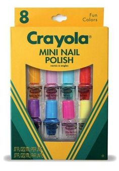 Cute nail polish!