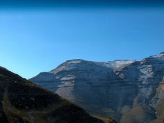 Snowy Mountains | Flickr - Photo Sharing!