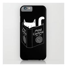 Mind Control 4 Cats iPhone 6s Case (€31) ❤ liked on Polyvore featuring accessories, tech accessories and iphone & ipod cases