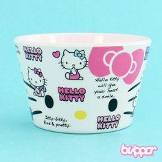 Buy Hello Kitty Small Bowl | Free Shipping | Blippo Kawaii Shop