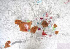 Définir la trame pour le tramway  Atelier Urbain Aix en Provence