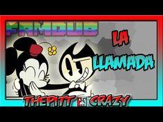 LA LLAMADA | Bendy And The Ink Machine | Fandub en Español ThePittCrazy - YouTube