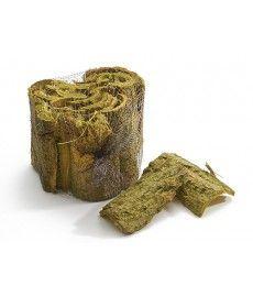 Populierschors bark ±15cm GREEN 1kg Schors STUKKEN!!