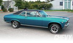 1968 Chevy Nova Side Photo 1