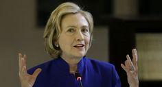 Hillary Clinton gives liberals 2008 deja vu - Katie Glueck - POLITICO.com