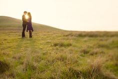Stephanie Williams Photography : engagement session magic hour