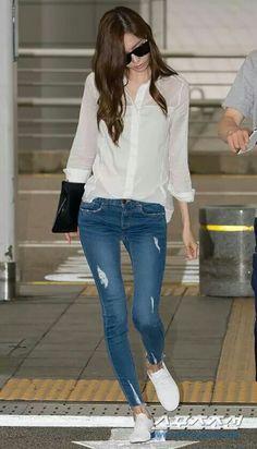 Yoona's style
