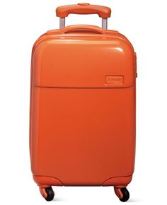 Silver Spinner Luggage by Heys at Neiman Marcus. Extremely ...