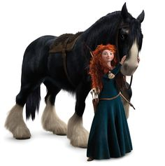 Merida | Merida - Legenden der Highlands - Brave - Kino