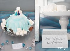 Frozen theme party for kids MAY: Lastenjuhlat Frozen-teemalla Josi, Frozen Theme Party, Party Themes, Blog, Kids, Toddlers, Boys, Blogging, For Kids