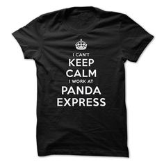 I Work At Panda Express T-Shirt & Hoodie | DonaShirts.com - Dare To Be Tshirts, Hoodies And Custom