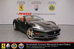Ferrari New and Used Car Dealer - Peoria and Phoenix, AZ Maserati, Drive Time, Ferrari California, Deal Today, New And Used Cars, Convertible, Summer, Summer Time