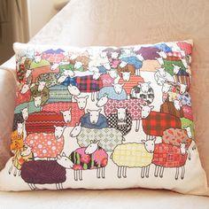 Fab cushion, really cute