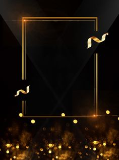 Creative Black Gold Light Effect Background Black Background Design, Gold Wallpaper Background, Golden Background, Poster Background Design, Creative Background, Lights Background, Background Templates, Black Backgrounds, Wallpaper Backgrounds