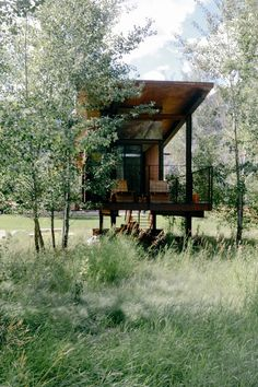 Rolling Huts in Washington / Treasures & Travels