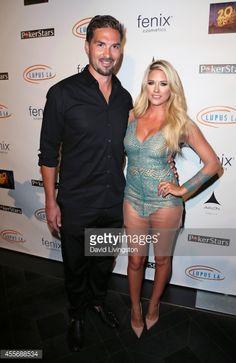 Kelly Kelly and husband Sheldon souray Barbie Blank, Wwe Couples, Wwe Tna, Livingston, Handsome, Bodycon Dress, Husband, Wrestling, Dresses