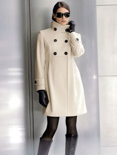 Пальто  для типа фигуры Груша
