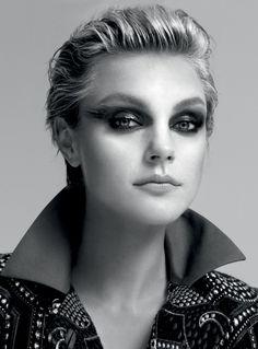 Jessica Stam by Chad Pitman for Vogue Ukraine November 2013 7