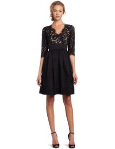 Lace Scallop Dress, classic!