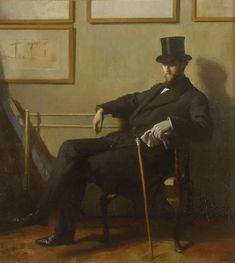 William Orpen, Herbert Barnard John Everett.