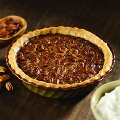 PD Bourbon Pecan Pie