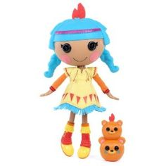 Lalaloopsy Doll Feather Tell-A-Tale - Love!!