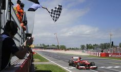 Formula One set to race in Barcelona for the 2014 Spanish Grand Prix.  Fernando Alonso won last year's Spanish Grand Prix. Who will win this year?