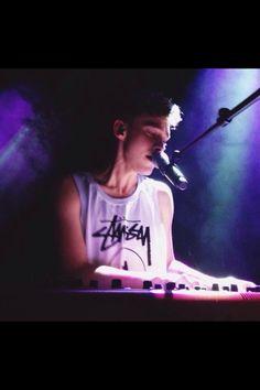 •Olly Alexander•
