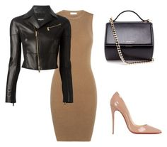 """""""26-11-93 18"""" by sybellebomb on Polyvore featuring A.L.C., Dsquared2, Givenchy and Christian Louboutin"""