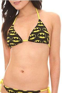 batman bikini at Hot Topic