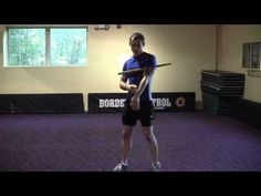 Filipino Martial Arts drills to improve shoulder and wrist mobility