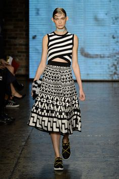 The Best Runway Collections from NYFW - Best Collections from New York Fashion Week Spring 2015 - StyleBistro