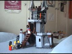 Lego French Revolution and Napoleon - LOVE this!!