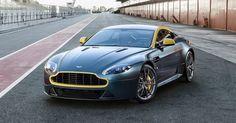 Aston Martin presenta la nueva versión del V8 Vantage, N430